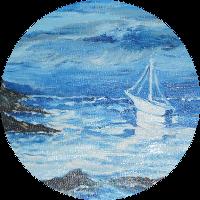 Le bateau fantôme - 1998 - Sandrine LIRANTE