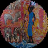 Afrique n°3 - 2007 - Sandrine LIRANTE