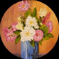 Fleurs - 2005 - Sandrine LIRANTE