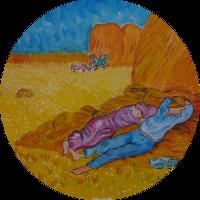 La sieste - 2004 - Sandrine LIRANTE