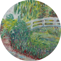 Le pont - 1992 - Sandrine LIRANTE