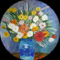 Fleurs - 1999 - Sandrine LIRANTE
